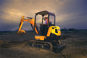 JCB 30PLUS Tracked Excavators Visakhapatnam